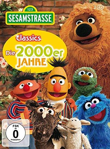 Sesamstraße Classics: Die 2000er Jahre (2 DVDs)