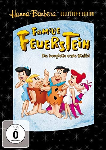 Familie Feuerstein Staffel 1 (Collector's Edition) (5 DVDs)