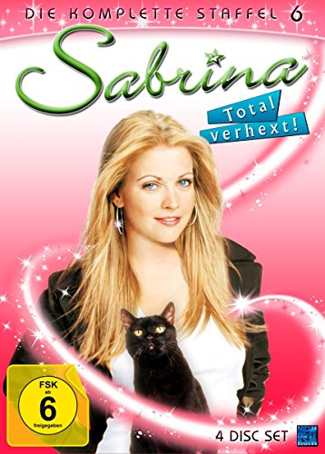 Sabrina - total verhext! Staffel 6 (4 DVDs)