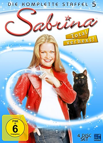Sabrina - total verhext! Staffel 5 (4 DVDs)