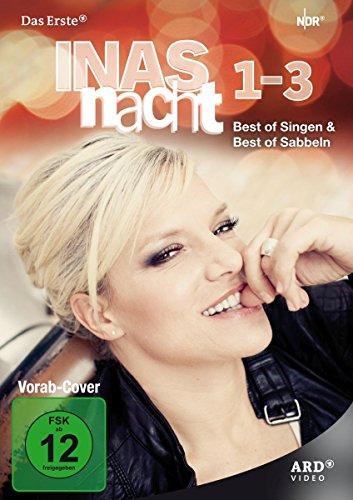 Inas Nacht Best of Singen & Best of Sabbeln 1-3 (Gesamtbox) (6 DVDs)