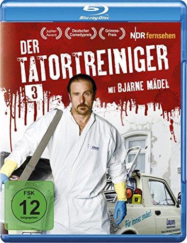 Der Tatortreiniger Staffel 3 (Folge 10-13) [Blu-ray]