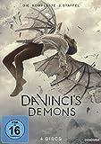 Da Vinci's Demons - Staffel 2 (4 DVDs)