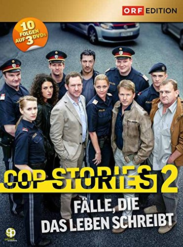 CopStories Staffel 2 (3 DVDs)