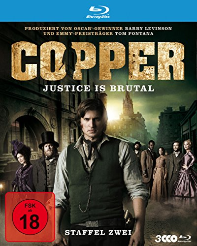Copper - Justice is Brutal: