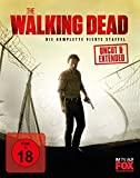 The Walking Dead - Staffel 4 (Uncut/Extended) [Blu-ray]