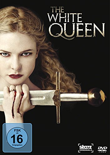 The White Queen Staffel 1 (4 DVDs)