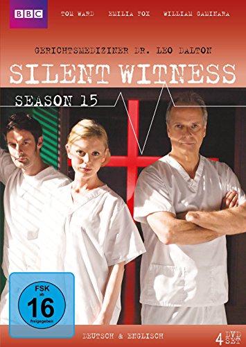 Silent Witness (Gerichtsmediziner Dr. Leo Dalton) Staffel 15 (4 DVDs)