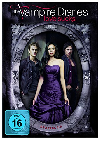 The Vampire Diaries Staffel 1-5 (Limited Edition) (exklusiv bei Amazon.de) (27 DVDs)