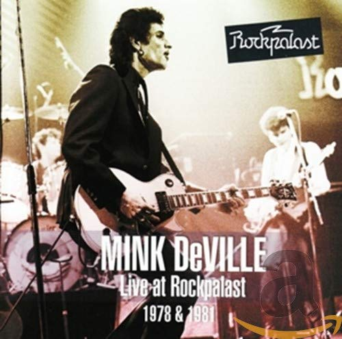 Mink DeVille - Live at Rockpalast 1978 & 1981 (+ 2 CDs) (3 DVDs)
