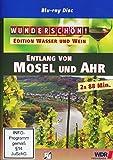 Wunderschön! - Edition Wasser und Wein: Entlang von Mosel und Ahr [Blu-ray]