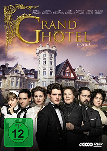 Grand Hotel Staffel 3 (4 DVDs)