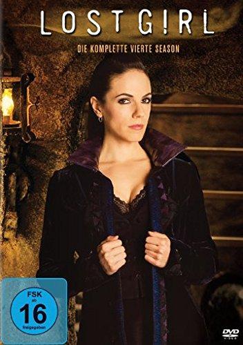 Lost Girl Staffel 4 (3 DVDs)