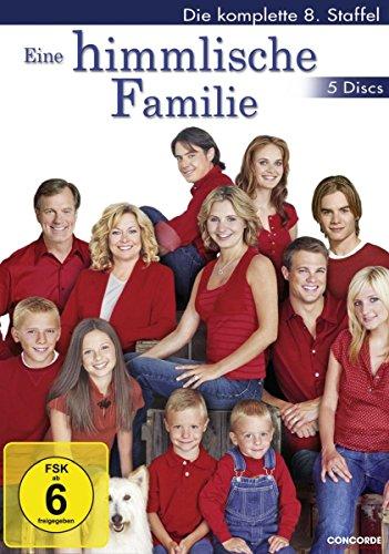 Eine himmlische Familie Staffel  8 (5 DVDs)