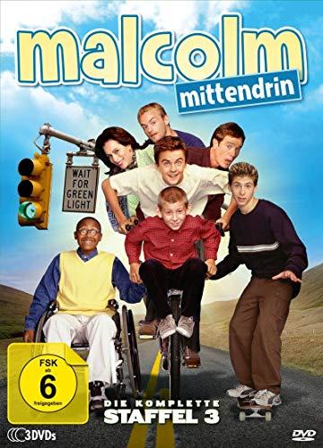 Malcolm mittendrin Staffel 3 (3 DVDs)