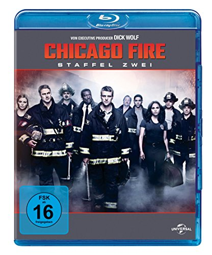 Chicago Fire Staffel 2 [Blu-ray]