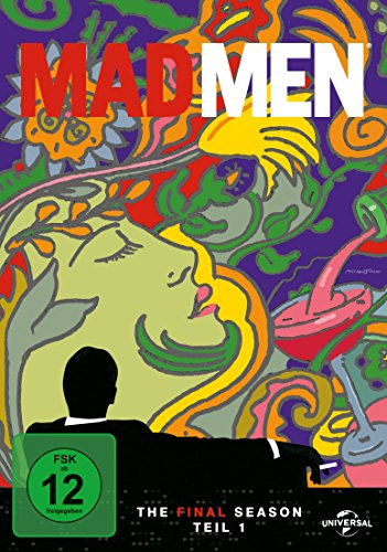 Mad Men Season 7.1 (3 DVDs)