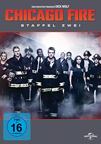 Chicago Fire Staffel 2 (6 DVDs)