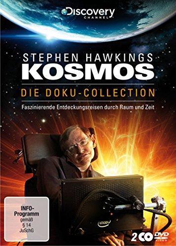 Stephen Hawkings Kosmos - Die Doku-Collection (2 DVDs)