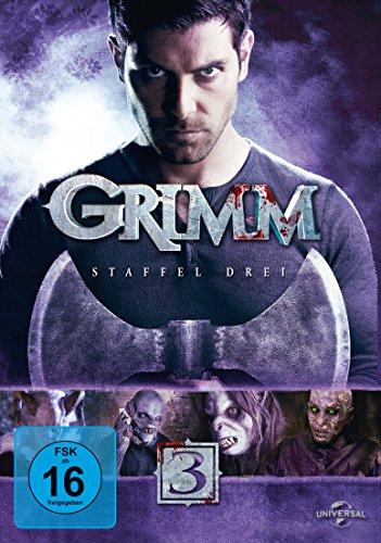 Grimm Staffel 3 (6 DVDs)
