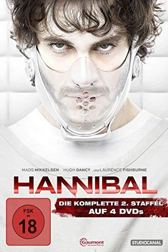 Hannibal Staffel 2 (4 DVDs)