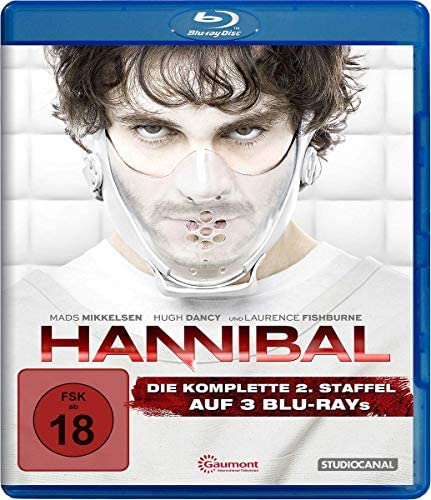 Hannibal Staffel 2 [Blu-ray]
