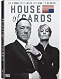 House of Cards - Staffel 1 & 2 (8 DVDs)