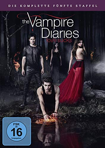 The Vampire Diaries Staffel 5 (5 DVDs)