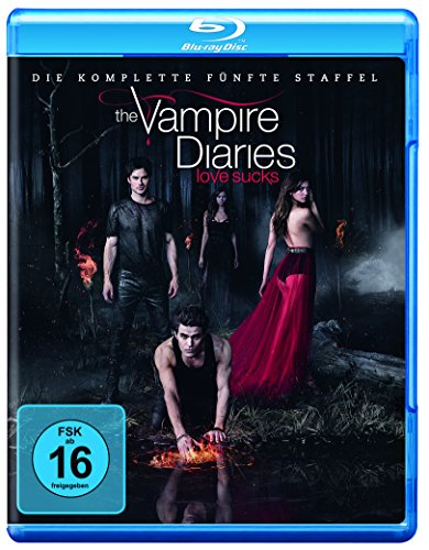 The Vampire Diaries Staffel 5 (+Bonusdisc) (Limited Edition) [Blu-ray]