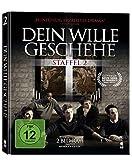 Dein Wille geschehe - Staffel 2 (limitiertes Mediabook) [Blu-ray]