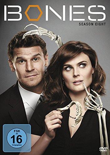 Bones Season  8 (6 DVDs)
