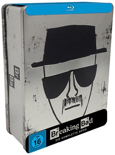 Breaking Bad Tin Box (Limited Edition) [Blu-ray]