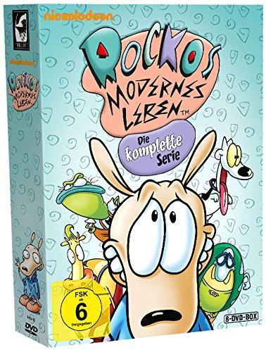 Rockos modernes Leben Die komplette Serie (8 DVDs)