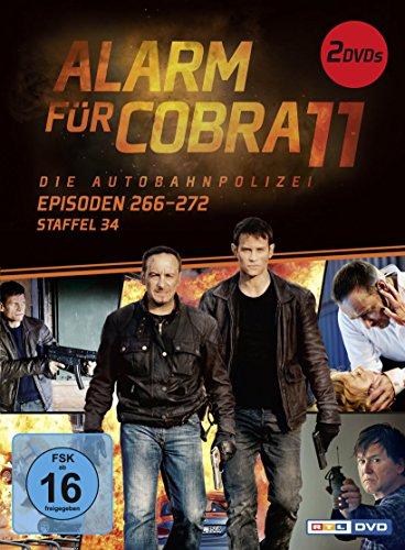 Alarm für Cobra 11 Staffel 34 (2 DVDs)