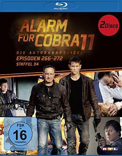 Alarm für Cobra 11 Staffel 34 [Blu-ray]