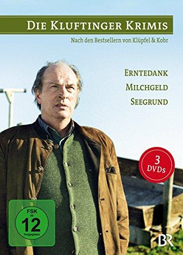 Die Kluftinger Krimis (3 DVDs)