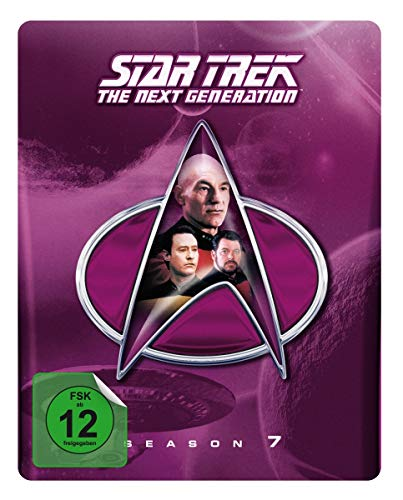 Star Trek - Next Generation Season 7 Collectors Edition [Blu-ray]