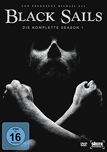 Black Sails Staffel 1 (3 DVDs)