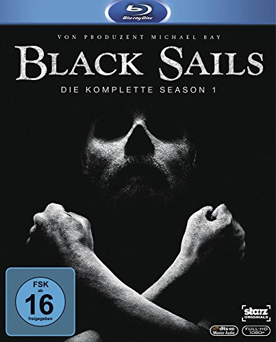 Black Sails Staffel 1 [Blu-ray]