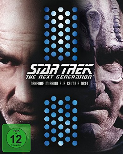 Star Trek - Next Generation Geheime Mission auf Celtris [Blu-ray]