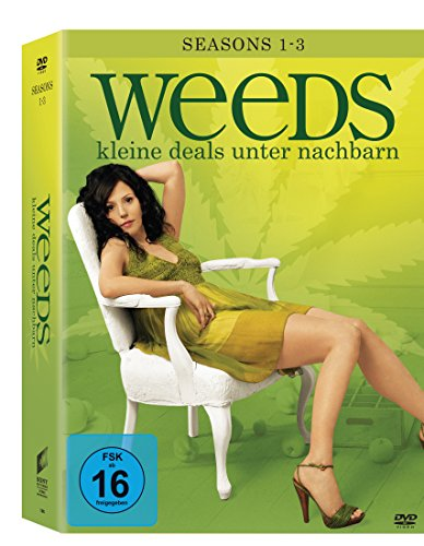 Weeds - Kleine Deals unter Nachbarn, Seasons 1-3 (Limited Edition)