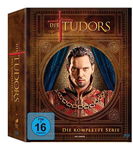 Die Tudors Die komplette Serie (Limited Edition) [Blu-ray]