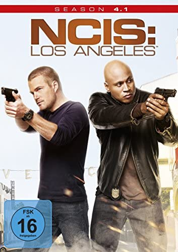 NCIS Los Angeles Season 4.1 (3 DVDs)