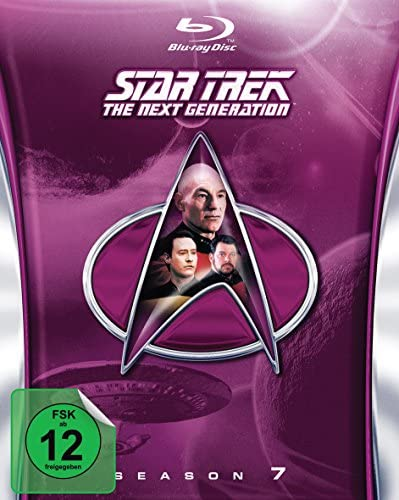 Star Trek - Next Generation Season 7 [Blu-ray]