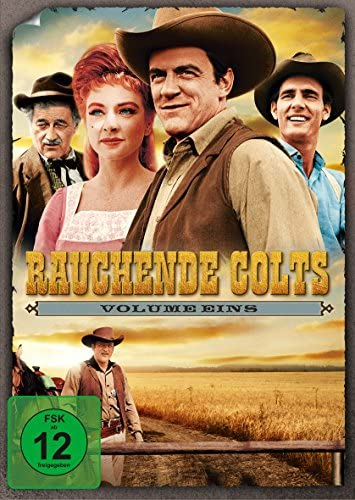 Rauchende Colts Volume 1 (7 DVDs)