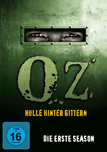 Oz - Hölle hinter Gittern: Staffel 1 (2 DVDs)