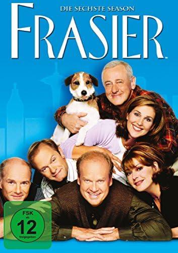 Frasier Season  6 (4 DVDs)