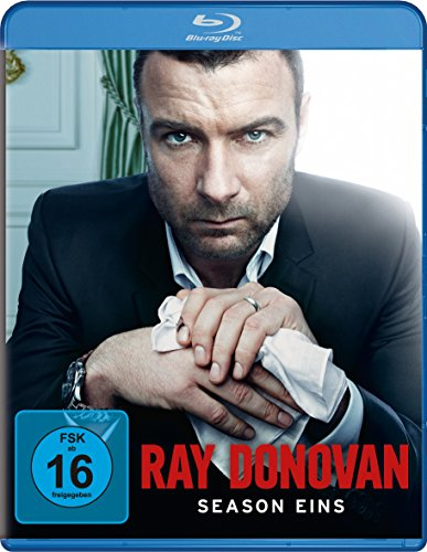 Ray Donovan Staffel 1 [Blu-ray]