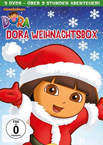 Dora Weihnachtsbox (3 DVDs)