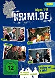 krimi.de - Staffel 1-5 (4 DVDs)